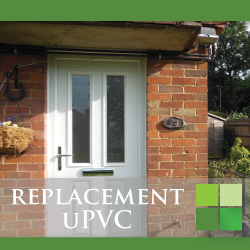 Replacement uPVC Doors